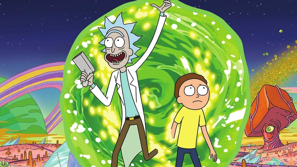 ULtimate Rick and Morty Quiz